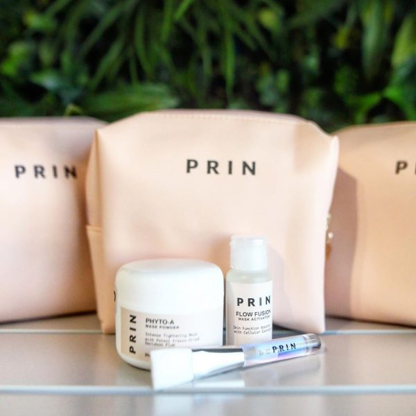 Prin Skincare Lymphatic Therapy Home Facial Kit